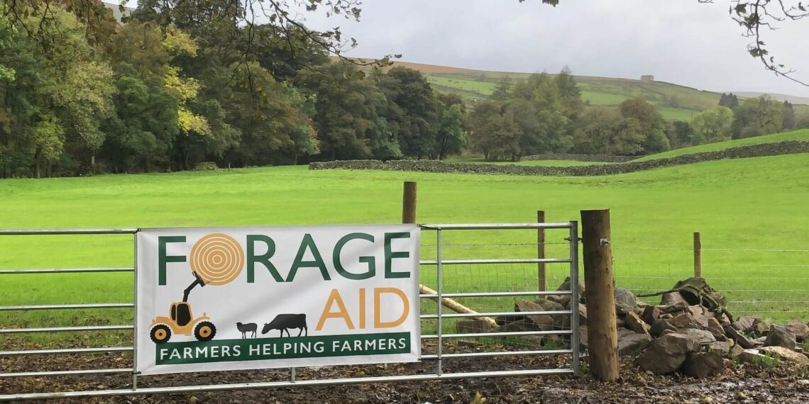 Agricultural charity Forage Aid 6